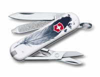"Складной нож Victorinox Classic LE 2016 ""LIGHT AS A FEATHER"""