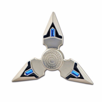 Спиннер (Hand Spinner) Destroyer Silver