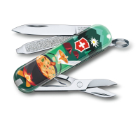 Нож перочинный Victorinox Classic Swiss Mountain Dinner 0.6223.L1907 58 мм, 7 функций